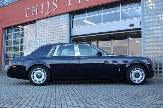Аренда Rolls Royce Phantom чёрного и белого цвета для любых мероприятий. в г. Астана Фото 4