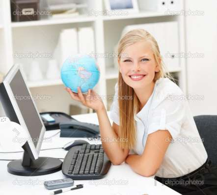 В международный интернет-магазин требуется информационный менеджер