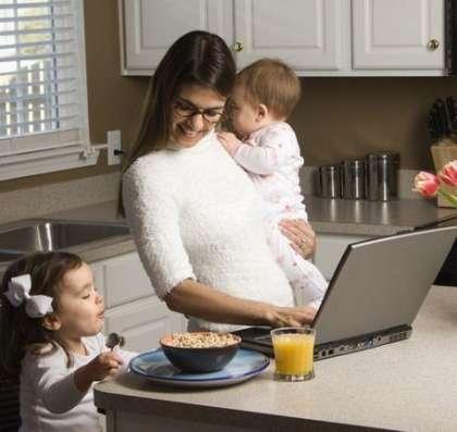 Работа на дому для женщин
