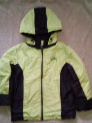 Продам детскую куртку для мальчика б/у в Екатеринбурге Фото 1