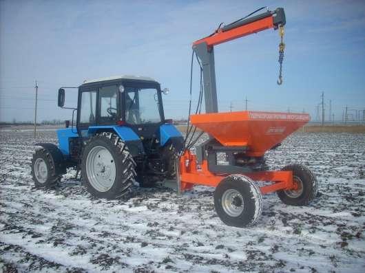 Разбрасыватель минеральных удобрений ДРУГ-900 в Краснодаре Фото 3