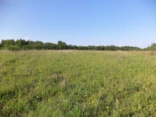 Продается земельный участок 30 соток в деревне Коровино Можайского района, 100 км от МКАД по Минскому шоссе. Фото 1