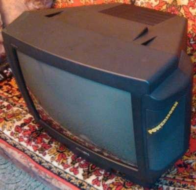 телевизор Philips 21GX1560 58R в Москве Фото 2