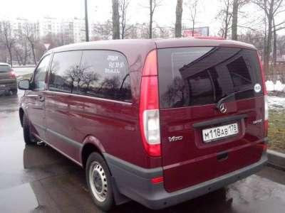 микроавтобус Mercedes Vito