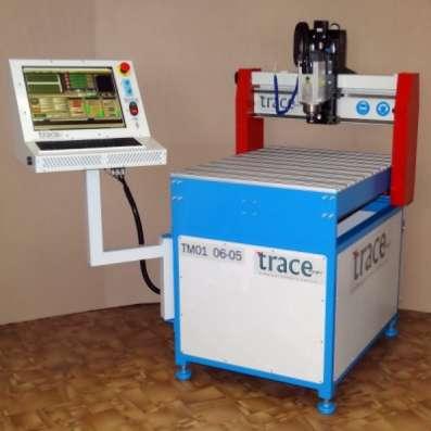 Фрезерный станок с ЧПУ ТМ20 0506-ШД Trace Magic ТМ20 0506-ШД