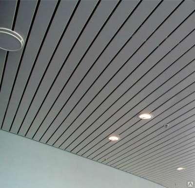 Потолки разные