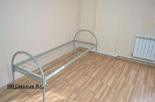 Металлическая мебель эконом вариант в г. Гай Фото 1