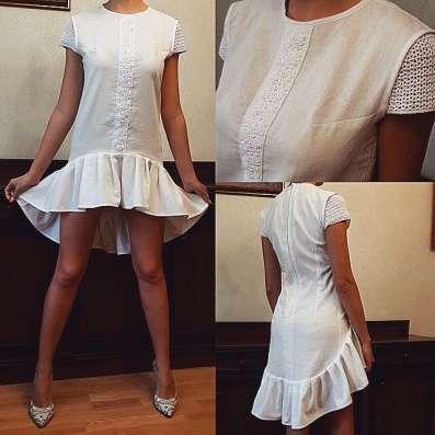 Романтичная туника-платье