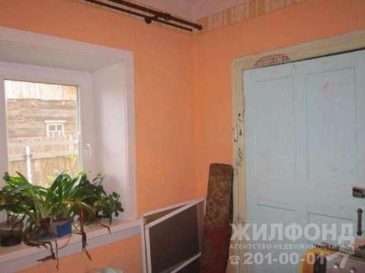 дом, Новосибирск, Циолковского, 46 кв.м. Фото 2