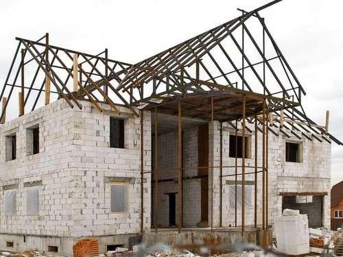 Строительно-монтажные и отделочные работы домов