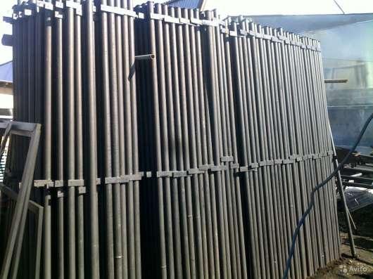 Столбы металлические пенза
