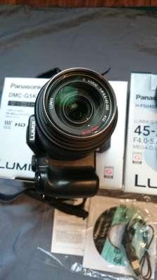 Фотоаппарат Panasonic Lumix DMC-G5. с вторым объективом H-FS