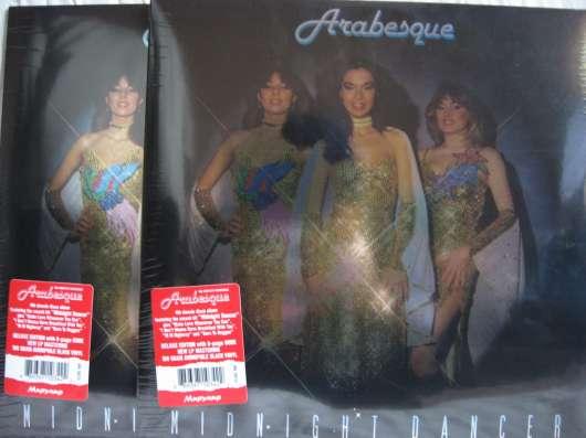 Arabesque Friday Night Запечатанные винил пластинки LP в Москве Фото 3