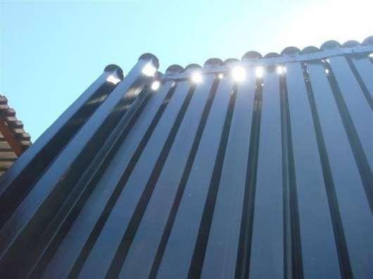 Продам столбы металлические в Курчатове