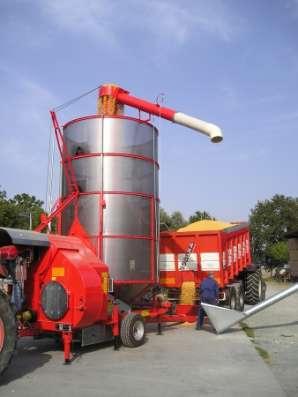 Зерносушильное оборудования Fratelli Pedrotti в Перми Фото 3