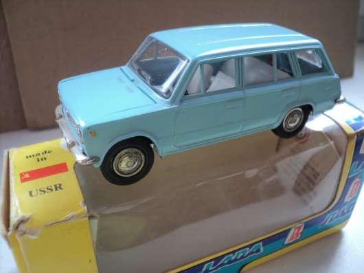Масштабная модель автомобиля ВАЗ