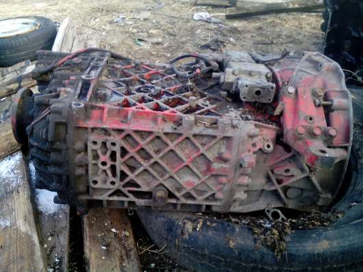 КПП для автомобиля MAN F90-F2000
