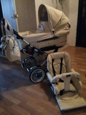 Продам коляску Emmaljunga Mondial duo combo 3 в 1
