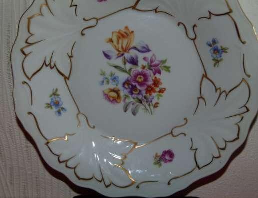 Weimar. Красивая тарелка. Веймар. Jutta.19см