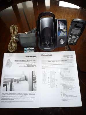 Радиотелефон DECT Panasonic KX-TCD325 в Москве Фото 3