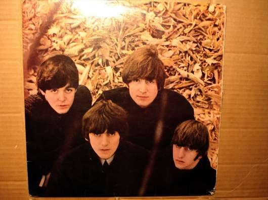 Пластинка The Beatles - Beatles For Sale(UK, 1964) в Санкт-Петербурге Фото 3