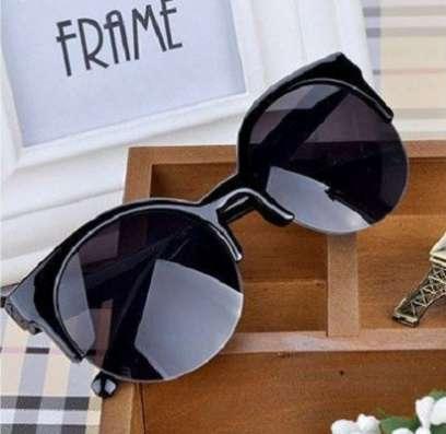 """Солнцезащитные очки в стиле """"кошачий глаз"""""""