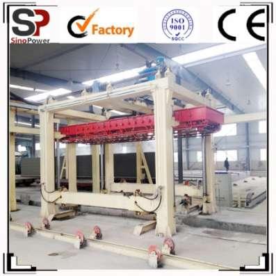 Оборудование для производства автоклавного газобетона