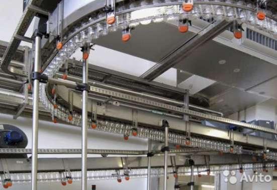 Воздушные конвейерные системы под заказ