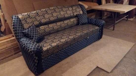 Ремонт мягкой мебели в г. Ессентуки Фото 1