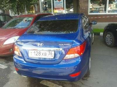 автомобиль Hyundai Solaris, цена 460 000 руб.,в Воронеже Фото 6