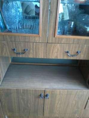 шкаф для посуды от мебельной стенки в Кургане Фото 1