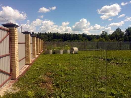 Продается земельный участок 25 соток в д. Тропарево, Можайский район,109 км от МКАД по Минскому шоссе.
