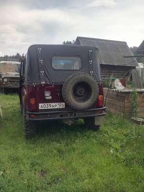 Продам УАЗ тентованный
