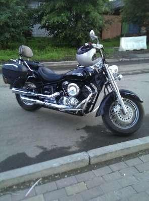 Мотоцикл Ямаха Драг Стар 1100, привезён из Японии. Тюнинг