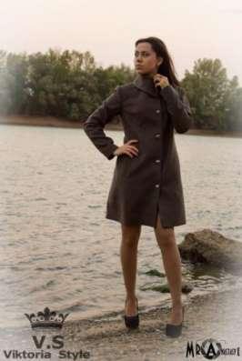 Эксклюзивная коллекция осенних пальто от Viktoria Style в Москве Фото 1