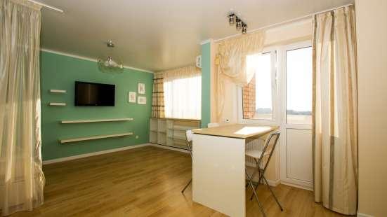 Квартира с гардеробной комнатой в Краснодаре Фото 3