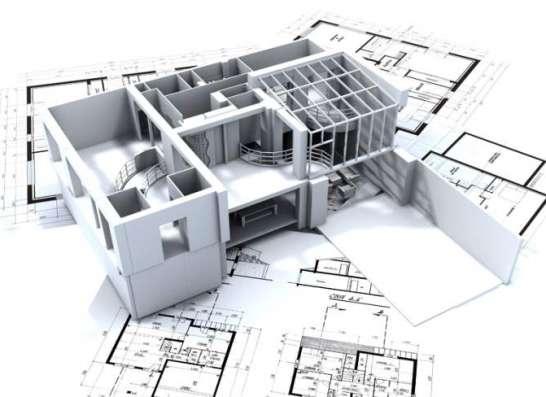 Разработка проектов домов, коттеджей, бань