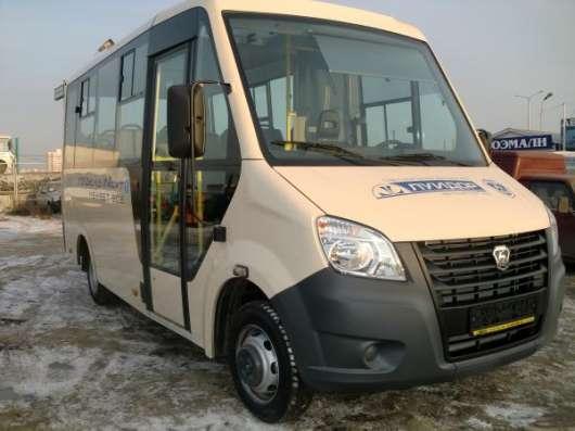 ГАЗ A64R42 NEXT автобус 19 мест городской 2015 г.в.