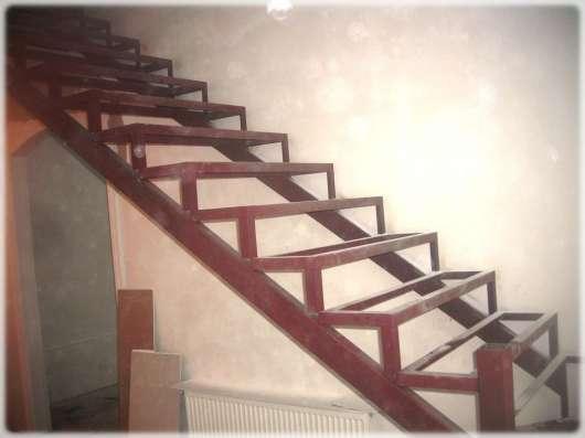 Лестницы и перила сварные, кованные в Ростове-на-Дону Фото 5