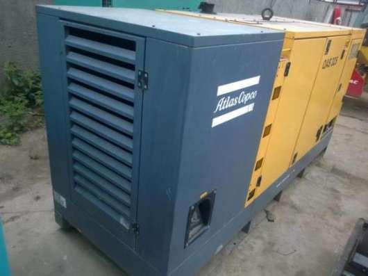 Дизель генератор Atlas Copco QAS 325, 263 кВт в Санкт-Петербурге Фото 3