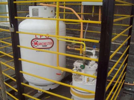 Автономное газоснабжение и отопление