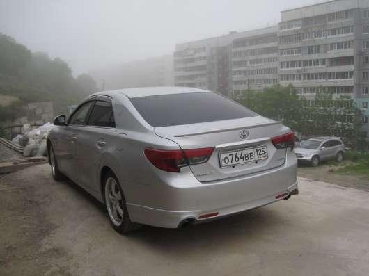 Продажа авто, Toyota, Mark X, Автомат с пробегом 66000 км, в Владивостоке Фото 1
