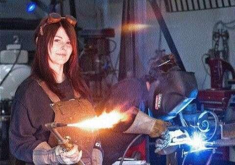 Сварка металло-конструкций