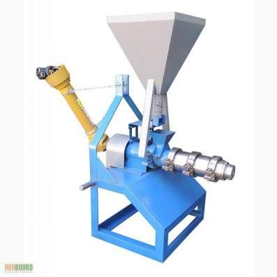 Экструдер зерновой ВОМ 100 кг/час