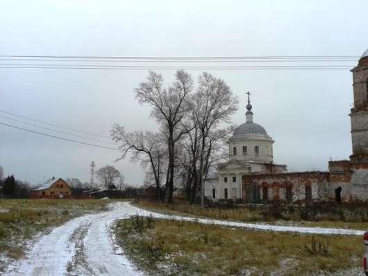 участок 12 соток в с.Ивановское Дмитровского района