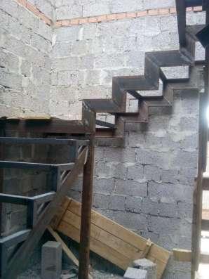 Лестницы сварка расчет быстро в Оренбурге Фото 3