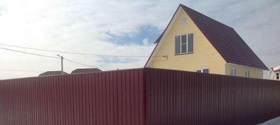 """Установка заборов под""""ключ"""",на оцинкованном каркасе,надёжно в Нижнем Новгороде Фото 2"""