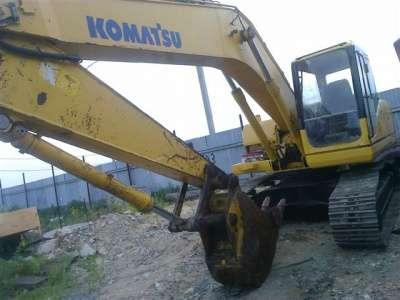 экскаватор KOMATSU рс 200