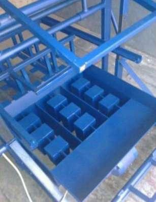 станок для шлакоблока Ип стройблок ВСШ 2 4 6 в Калуге Фото 3