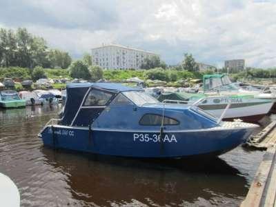 Алюминиевая моторная лодка Баренц 540 СС в Красноярске Фото 3